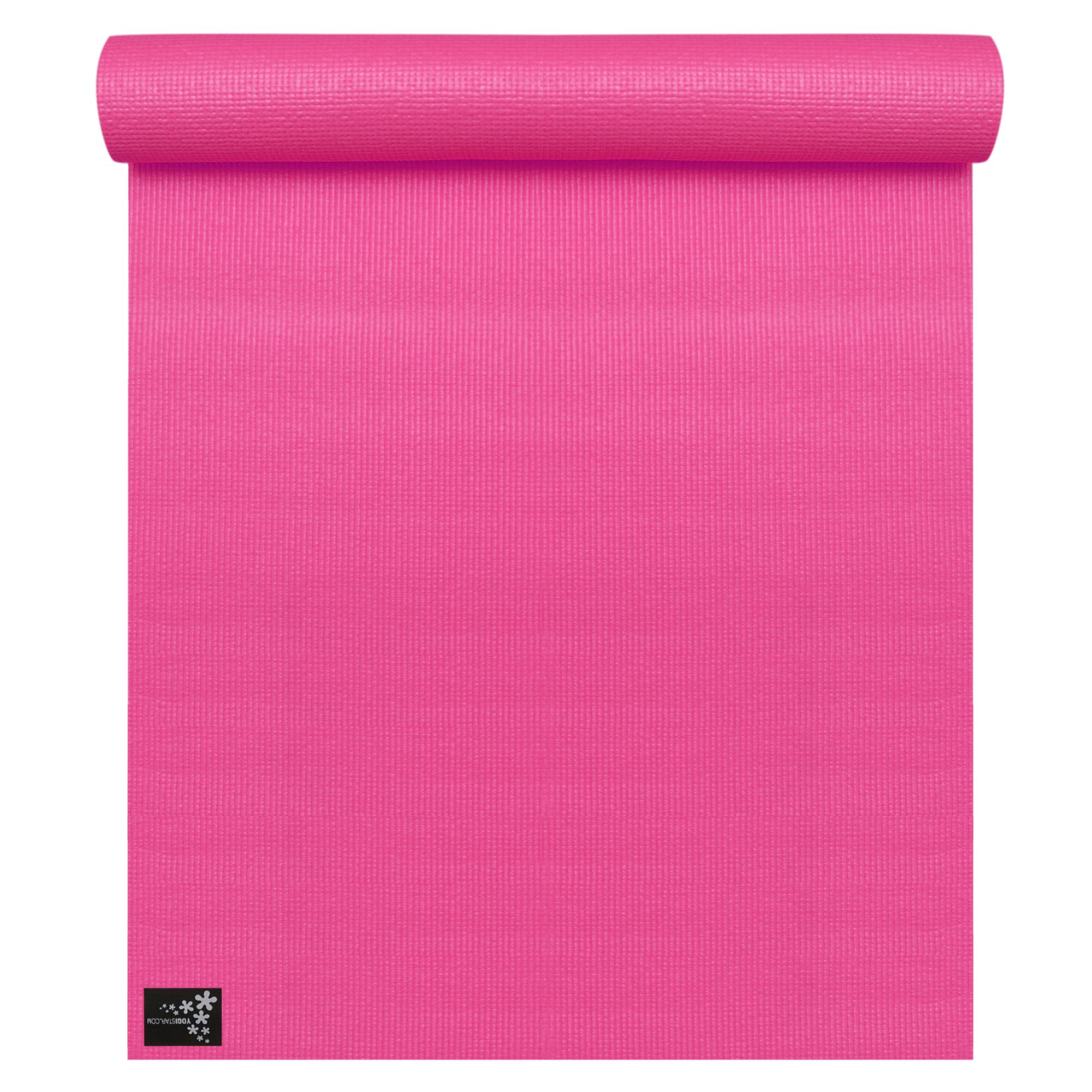 2 wahl yogamatte yogimat� basic pink im yogistar com kaufen2 wahl yogamatte yogimat� basic pink