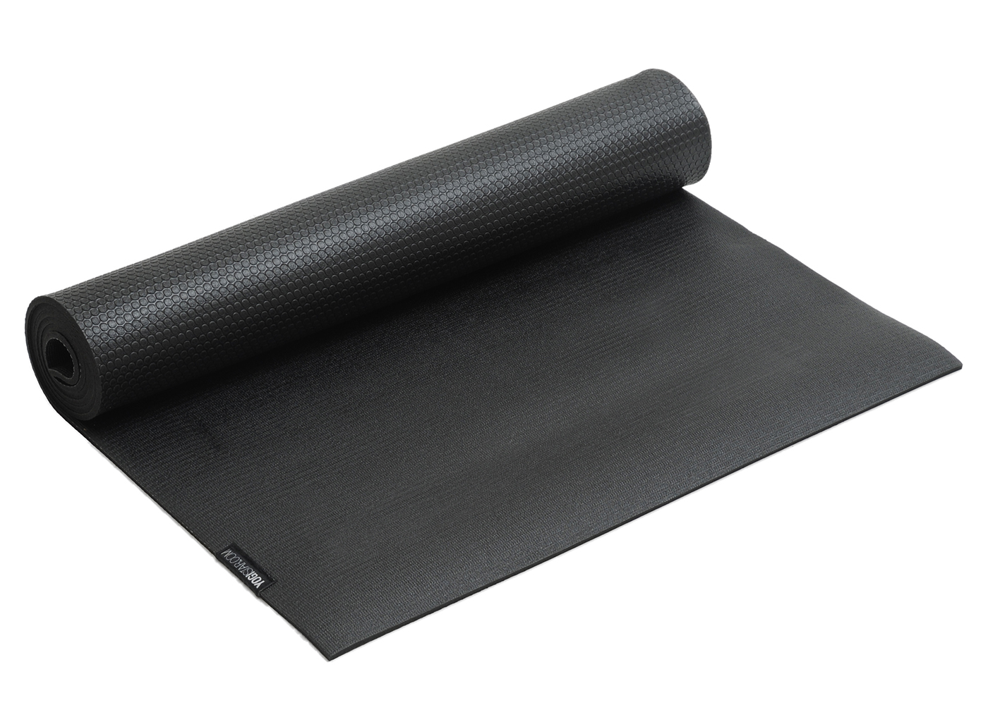 Yoga mat 'Stira Deluxe', black buy online at YOGISTAR.COM ...