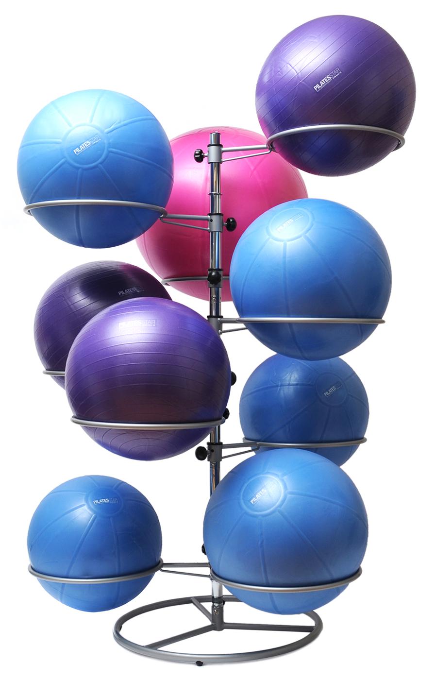 Gymnastikball Ständer