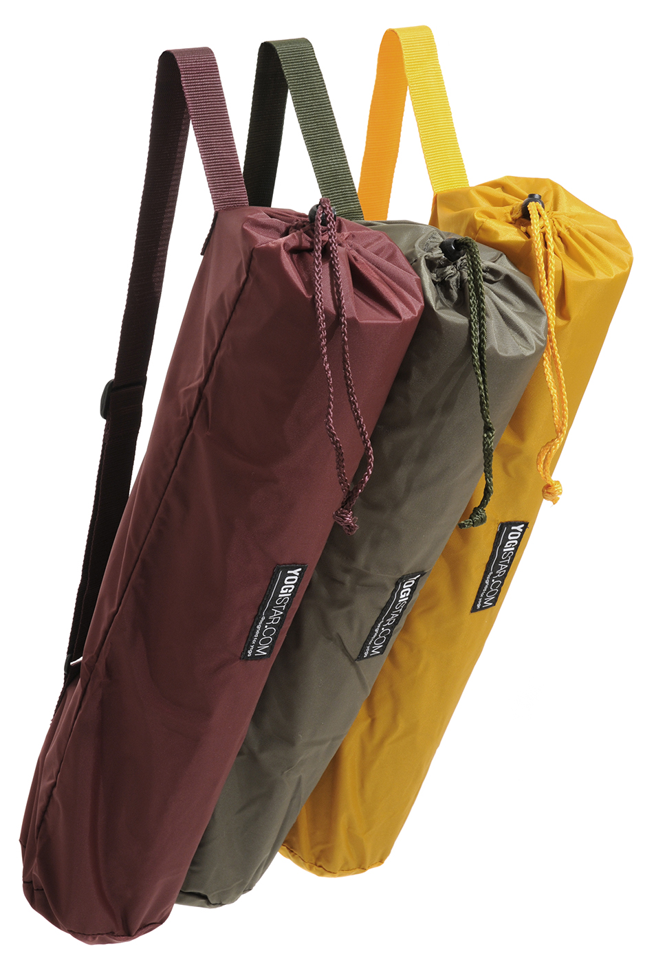 Yoga carrybag basic - nylon - 65 cm