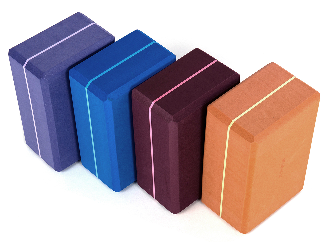Yoga block - yogiblock 'super size'