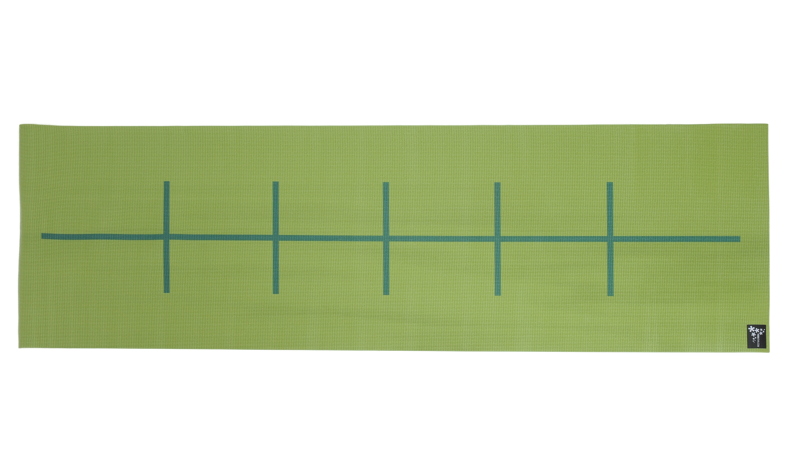 Yoga mat 'Plus - alignment'