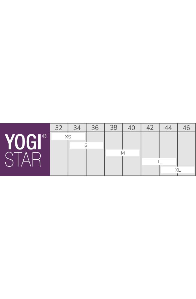 "Yoga-Leggings classic ""ala"" - elderberry"