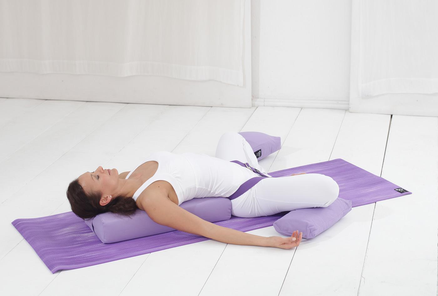 Yoga Kissen - klein