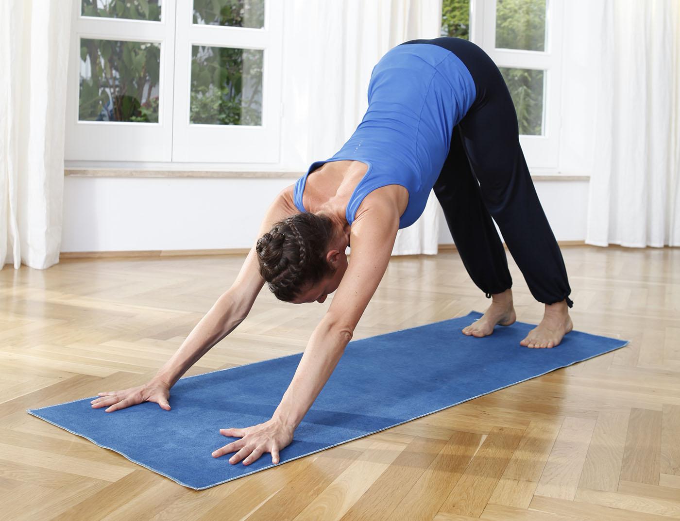 Yogamatte yogimat® hot yoga