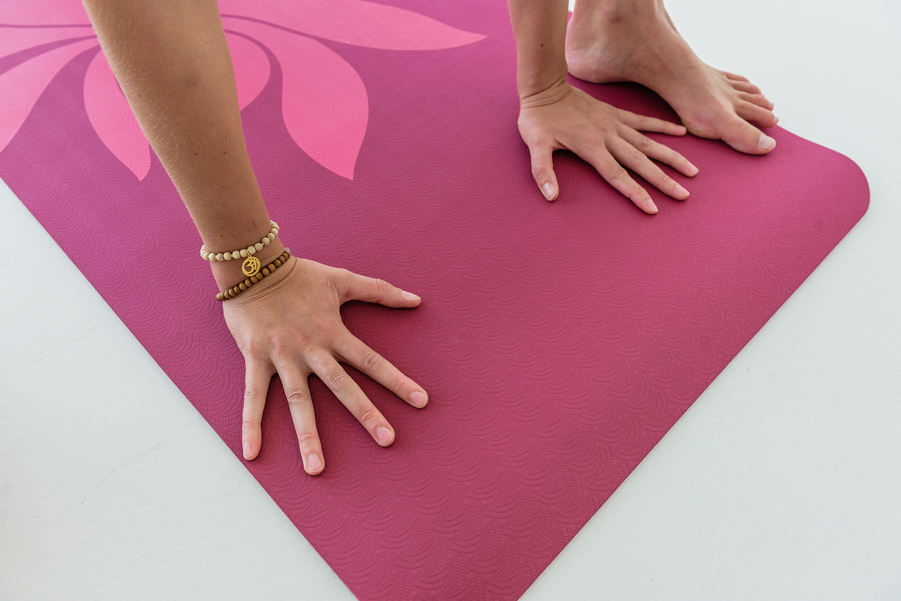 Yogamatte pro art collection