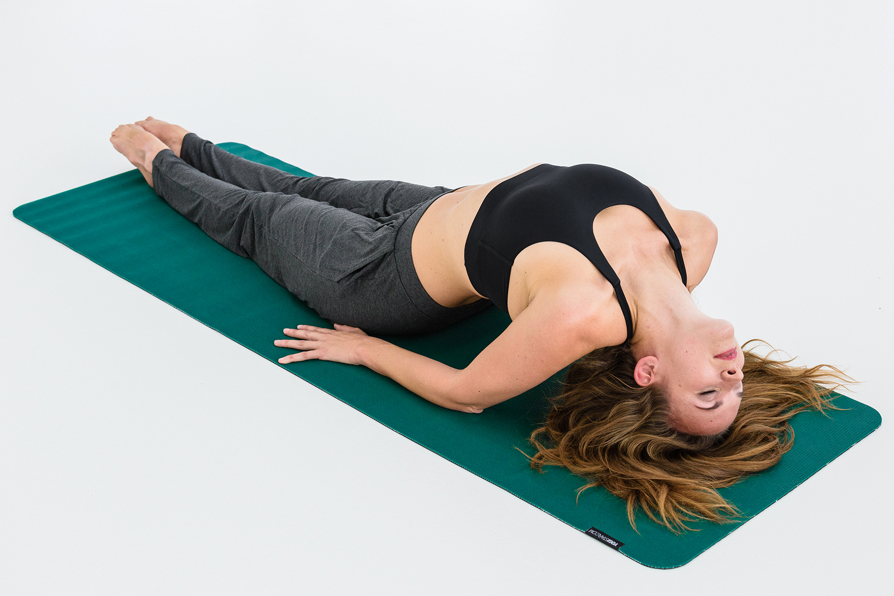 Yoga mat 'pure eco'