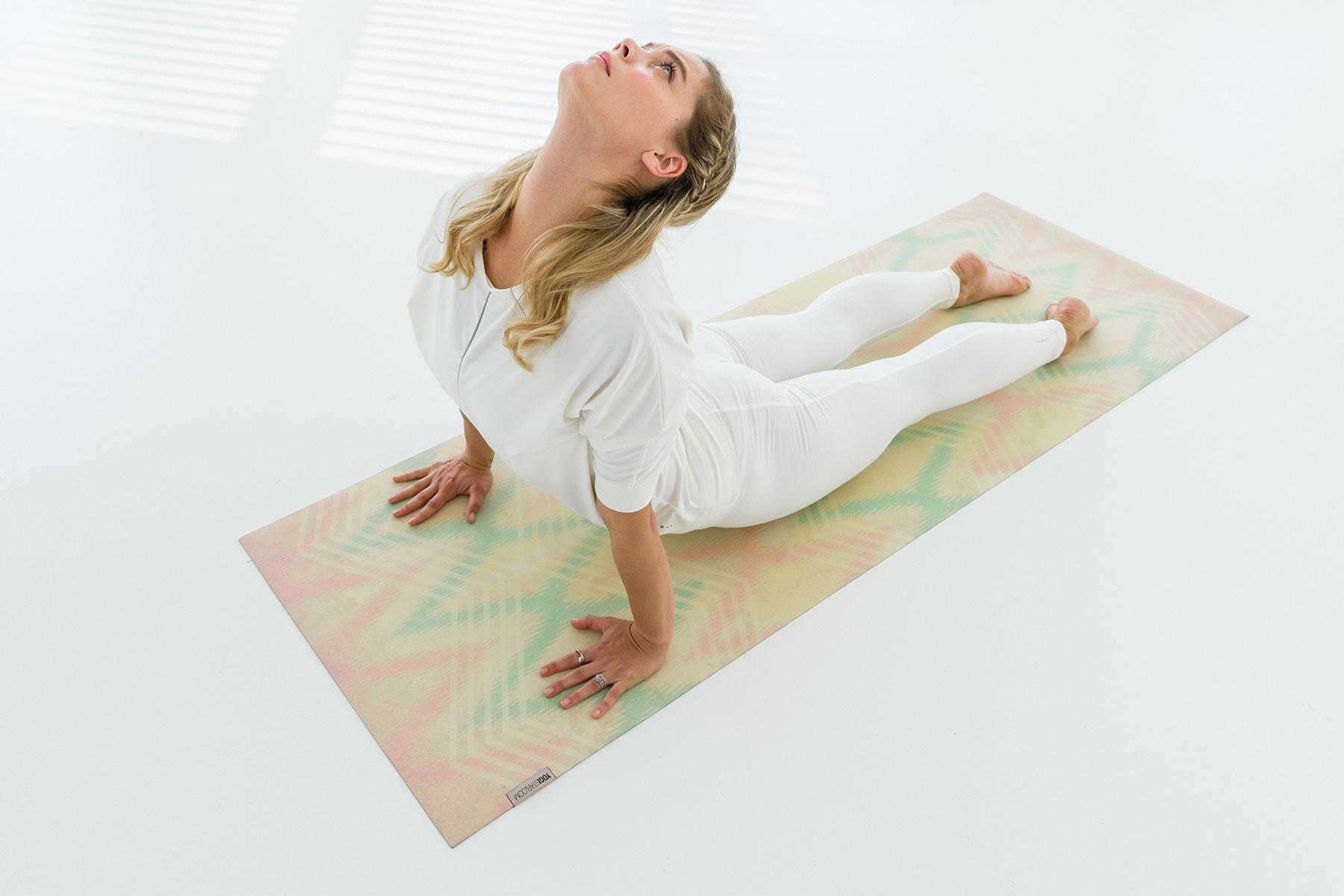 Yogamatte yogimat® pure eco - art collection