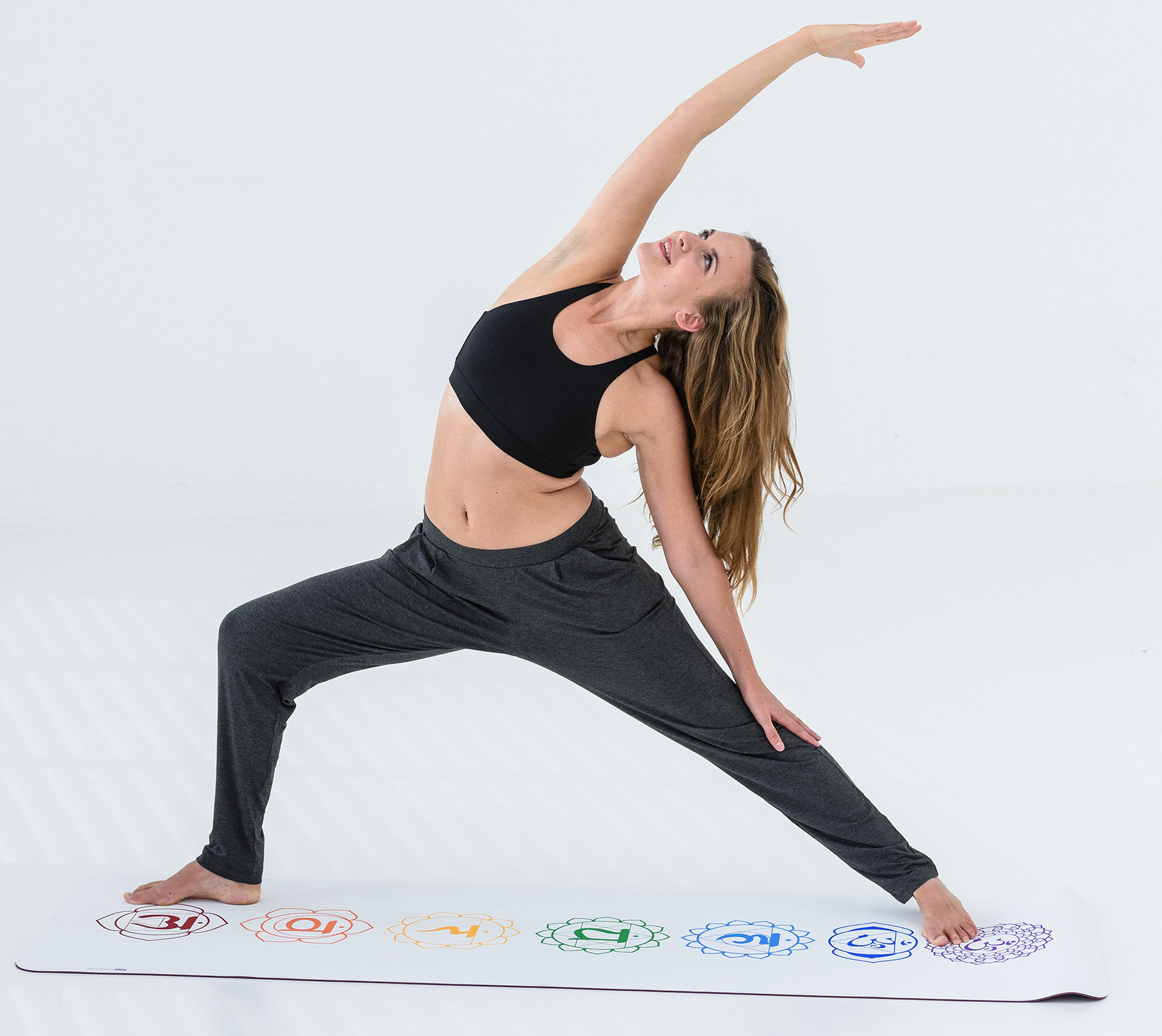 Yoga mat 'Pro art collection'