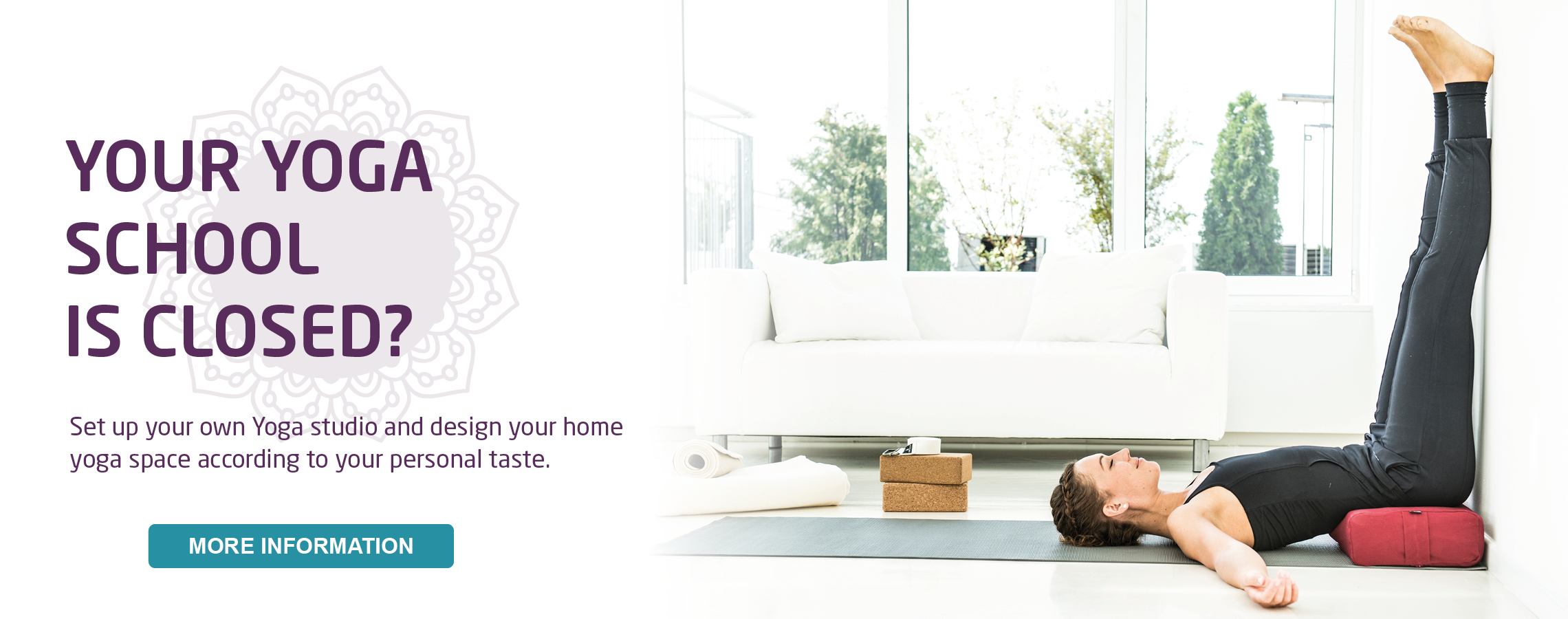 Startpage Teaser Home Yoga