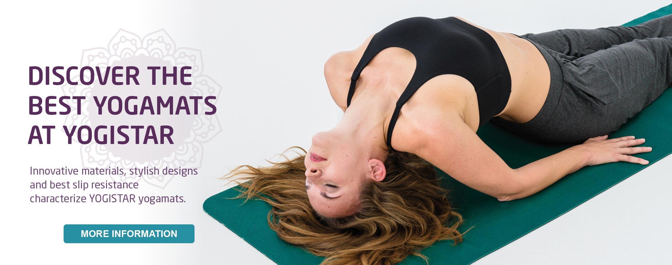 Startpage Teaser Yogamats
