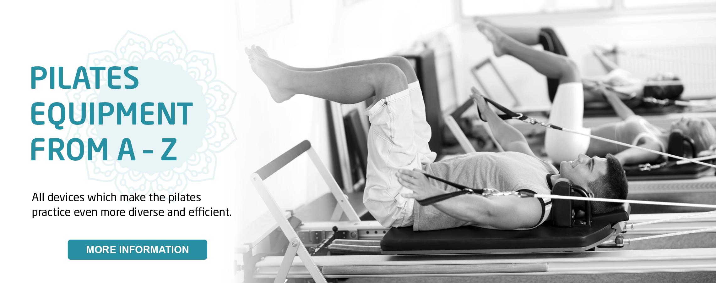 Startpage Teaser Pilates