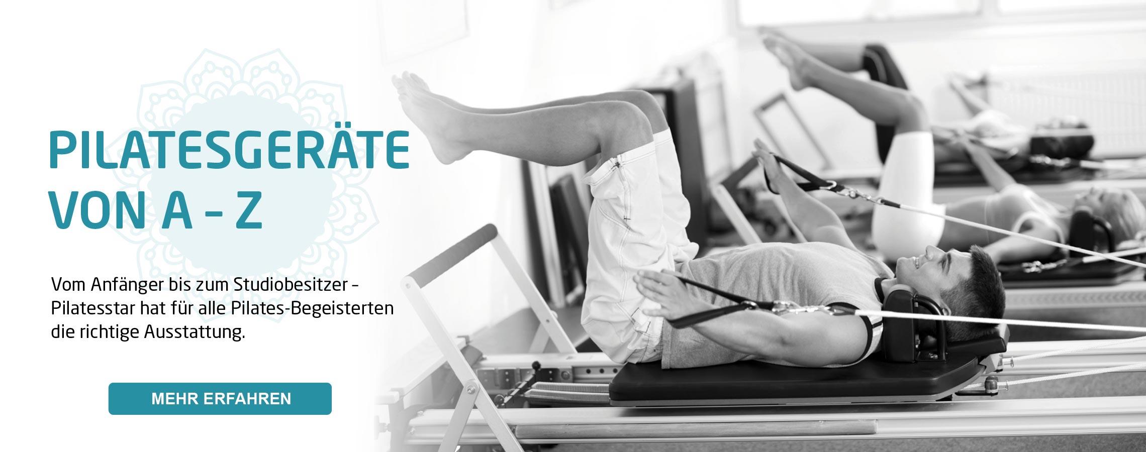 Startseite Teaser Pilates